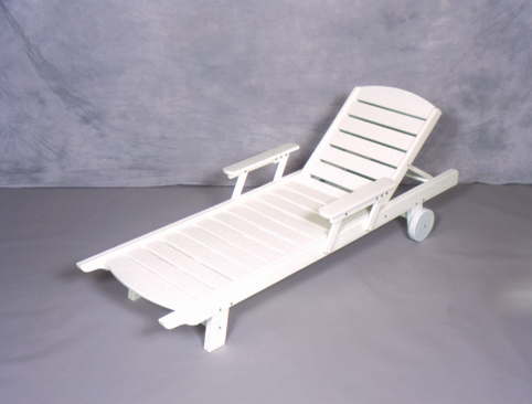 Seaside Casual Kingston Chaise Folding Arm Kit 047