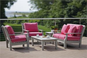 Seaside Casual Nantucket Deep Seating