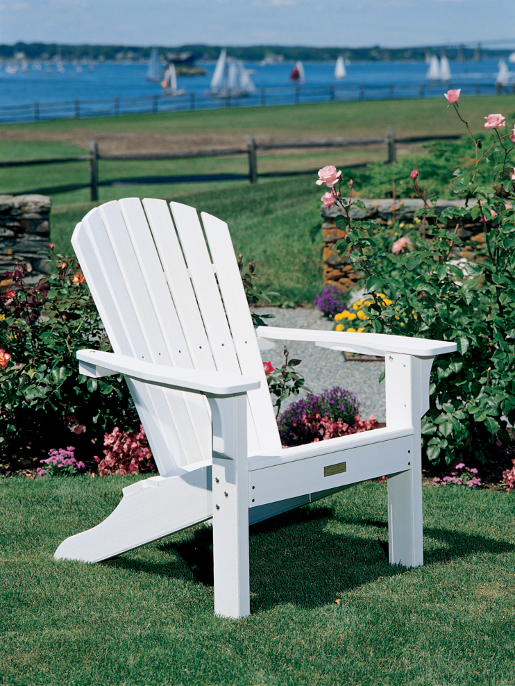 Composite adirondack chairs 744 free do it yourself Composite adirondack chairs