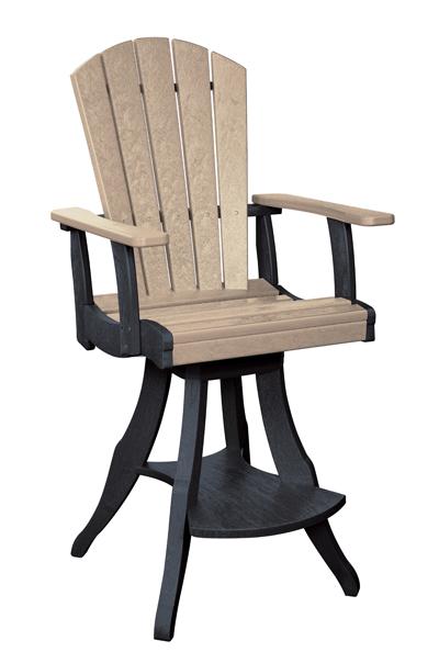 Crp Swivel Arm Pub Chair Gotta Have It Inc