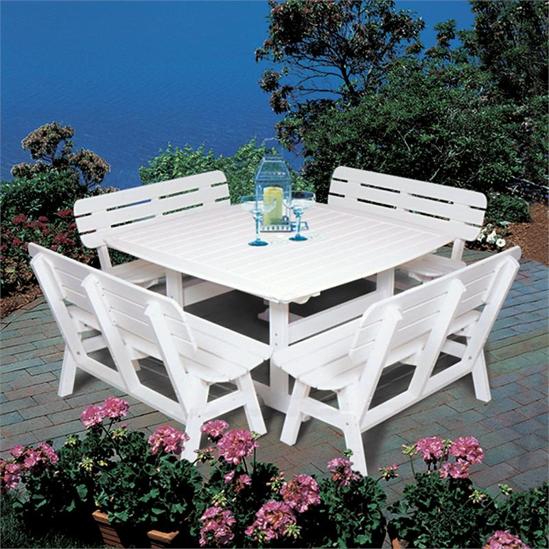 Marvelous Seaside Casual Portsmouth Dining Table 56 X 56 046 Ibusinesslaw Wood Chair Design Ideas Ibusinesslaworg