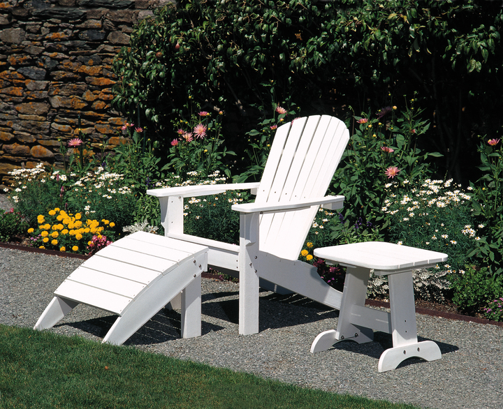 Astounding Seaside Casual Adirondack End Table 029 Gotta Have It Inc Ncnpc Chair Design For Home Ncnpcorg