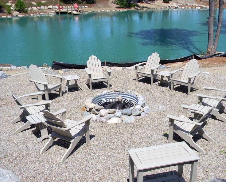 Seaside Casual Adirondack Classic Chair (010)