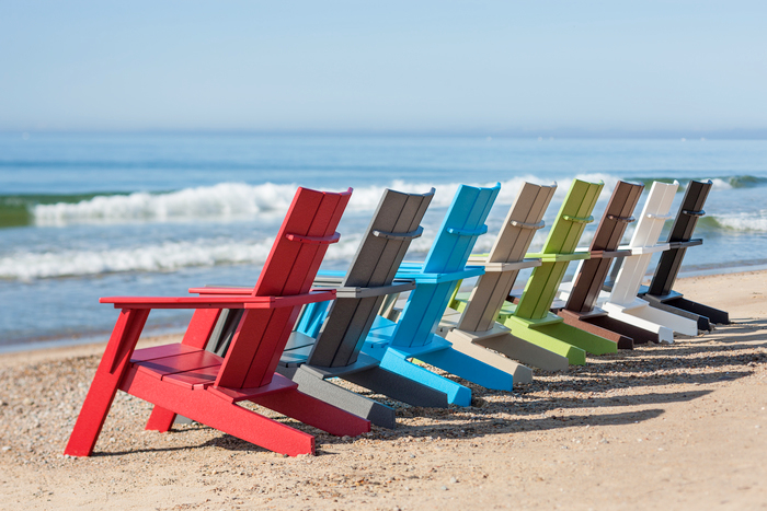 Incroyable Seaside Casual MADirondack Chair Shown In All 8 Colors!