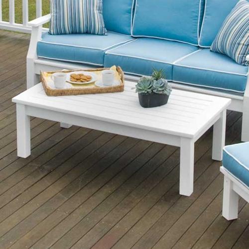 Seaside Casual Nantucket Coffee Table (093)