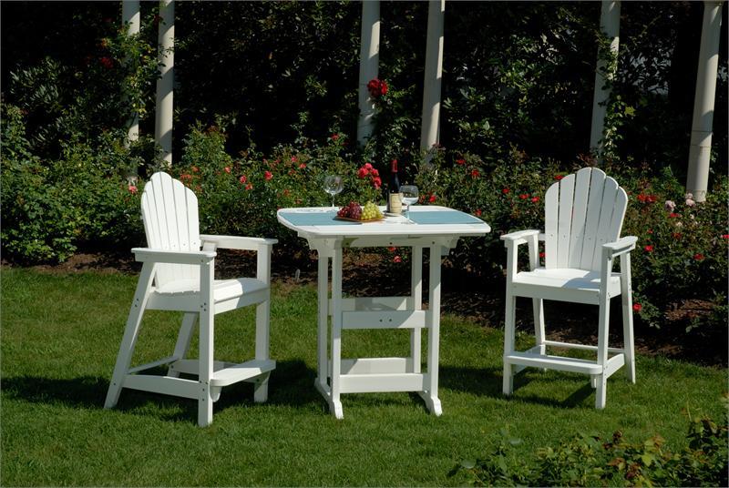 Seaside Casual Adirondack Classic Bar Chair 061 Gotta