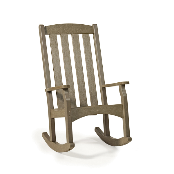 Breezesta Skyline High Back Rocking Chair - Gotta Have It! Inc.