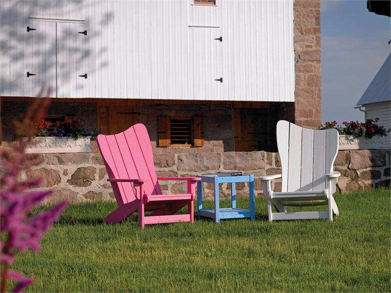 Breezesta Adirondack Left Windsail Chair Gotta Have It Inc