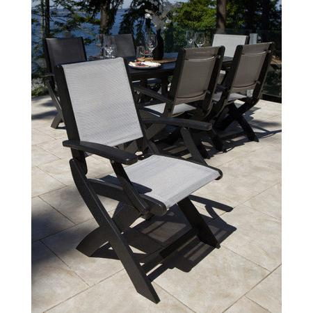 Stupendous Polywood Coastal Folding Chair 9000 Gotta Have It Inc Dailytribune Chair Design For Home Dailytribuneorg