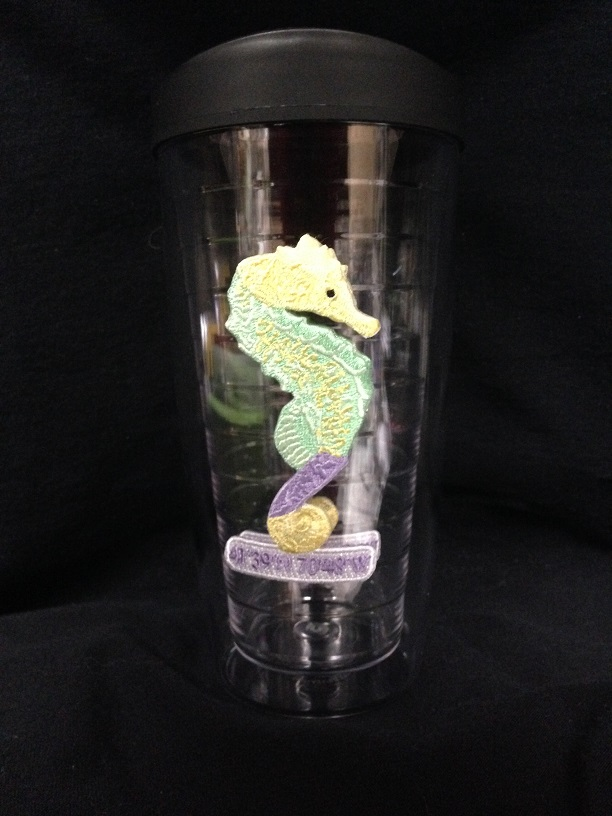 Salty The Seahorse Tumber Gotta Have It Inc