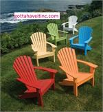 Seaside Casual Furniture Shellback Adirondack Chair