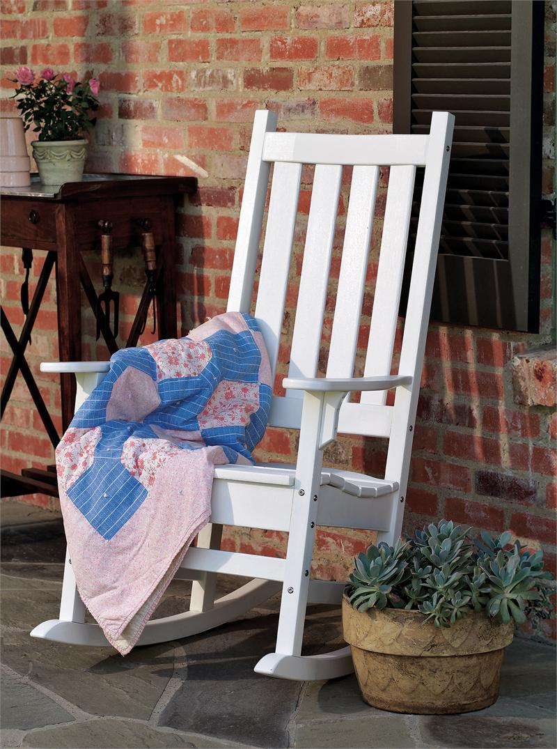 Seaside Casual Traditional Porch Rocker 035 Gotta Have
