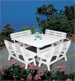 Seaside Casual Table Sets